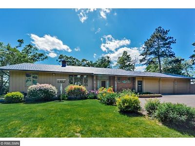 Brainerd, Nisswa Single Family Home For Sale: 22609 Hole In The Day Drive