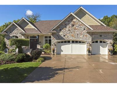 Eden Prairie Single Family Home For Sale: 6814 Alpine Trail