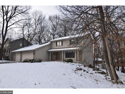 Eden Prairie Single Family Home For Sale: 18756 Nature Lane