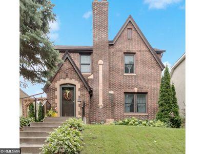 Saint Paul Single Family Home For Sale: 1742 Bayard Avenue