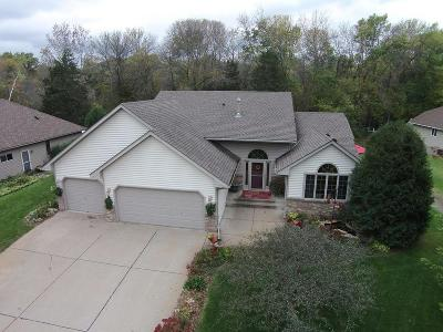 Forest Lake MN Single Family Home For Sale: $374,900