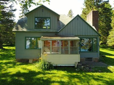 Single Family Home For Sale: 604 Old North Shore Road