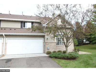Eagan Condo/Townhouse For Sale: 3646 Burgundy Drive