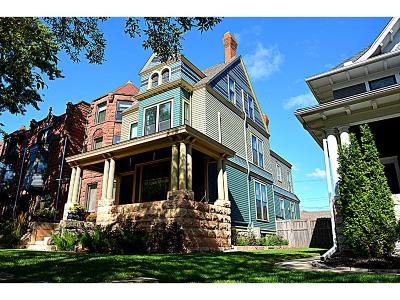 Saint Paul Single Family Home For Sale: 731 Lincoln Avenue