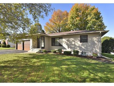 Faribault Single Family Home Contingent: 846 Valley View Road