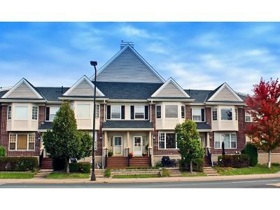Golden Valley Condo/Townhouse For Sale: 8022 Golden Valley Road