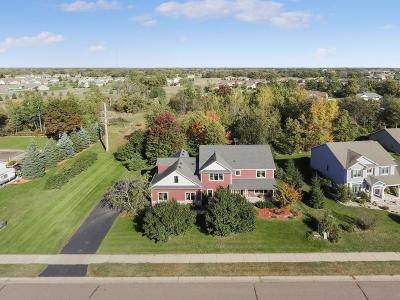North Branch Single Family Home For Sale: 5060 381st Lane