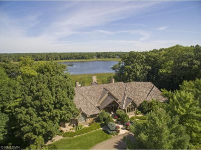 Orono MN Single Family Home For Sale: $2,195,000