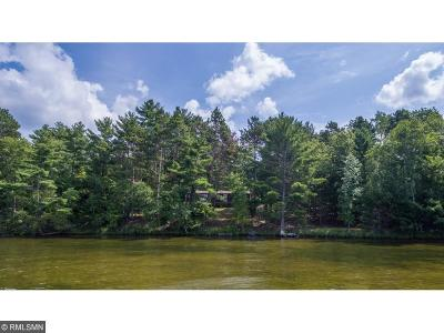 Breezy Point, Crosslake Single Family Home For Sale: 12418 Anchor Point Road