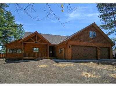 Crosslake Single Family Home For Sale: 14329 Tall Timber Trail