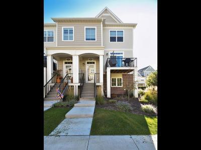 Maple Grove Condo/Townhouse For Sale: 8108 Magnolia Lane N