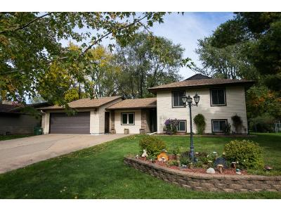 Coon Rapids Single Family Home For Sale: 10329 Mississippi Boulevard NW