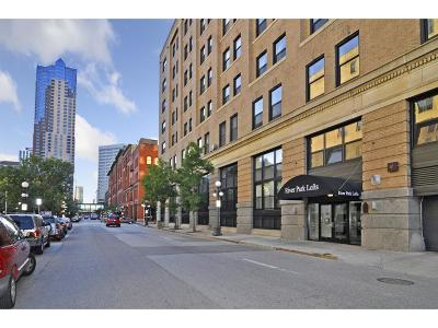 Saint Paul Condo/Townhouse For Sale: 406 Wacouta Street #712