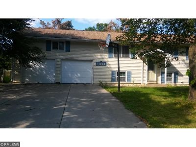 Coon Rapids Single Family Home For Sale: 10253 Mississippi Boulevard NW