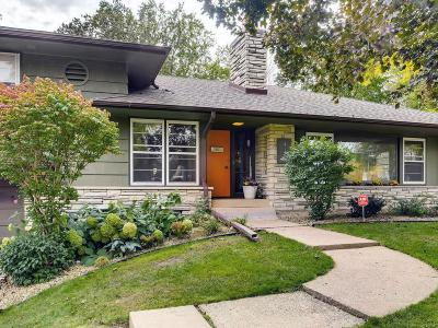 Hennepin County Single Family Home For Sale: 425 Wayside Road W