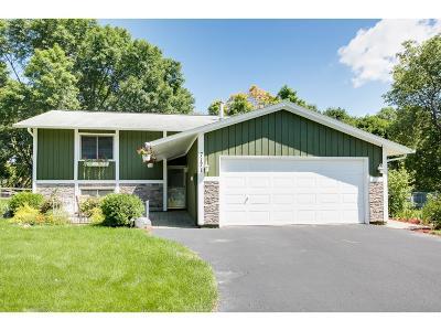 Eden Prairie Single Family Home For Sale: 7171 Ticonderoga Trail