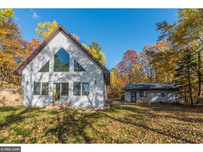Nisswa Single Family Home For Sale: 24545 Cattail Lane