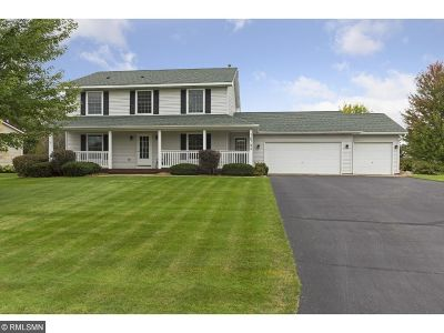 Lakeville Single Family Home For Sale: 16785 Firestone Path