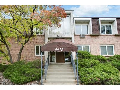 Edina Condo/Townhouse For Sale: 6415 York Avenue S #205