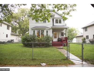 Hennepin County Single Family Home For Sale: 2416 15th Avenue S