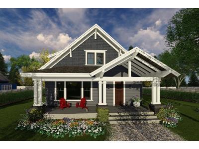 Mahtomedi Single Family Home For Sale: 90 Crocus Street