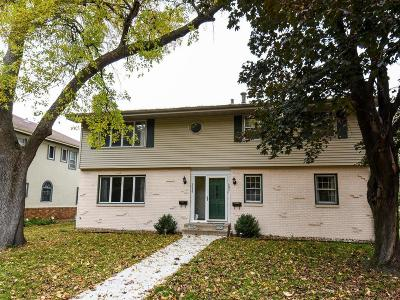 Hennepin County Multi Family Home For Sale: 5029 Sheridan Avenue S