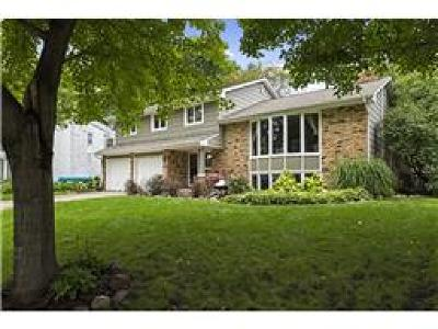 Edina Single Family Home For Sale: 4424 Gilford Drive