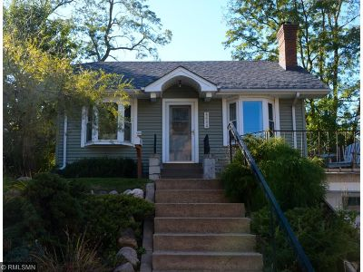 Minneapolis Single Family Home For Sale: 4644 Chowen Avenue S