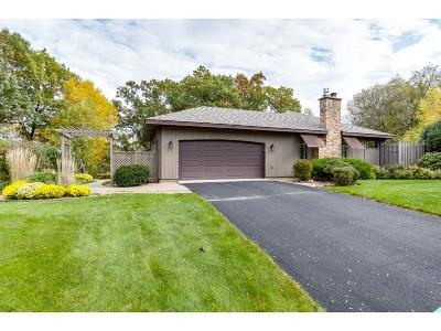 Eden Prairie Single Family Home For Sale: 11792 Dunhill Road