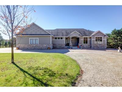 Oak Grove Single Family Home For Sale: 20056 Silverod Street NW