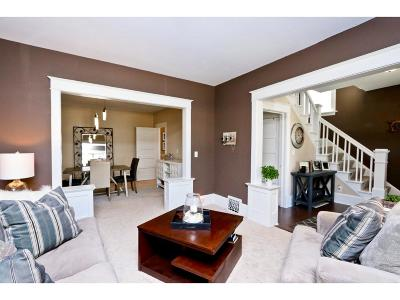 Saint Paul Single Family Home For Sale: 1060 Lafond Avenue