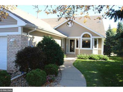 Eden Prairie Condo/Townhouse For Sale: 15510 Crocus Lane