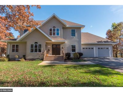 Baxter Single Family Home For Sale: 6588 Austin Road