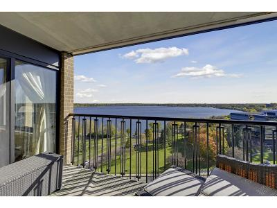 Minneapolis Condo/Townhouse For Sale: 2950 Dean Parkway #1406