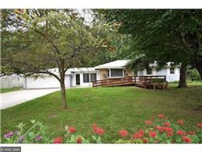 Ham Lake Single Family Home For Sale: 1112 Andover Boulevard NE