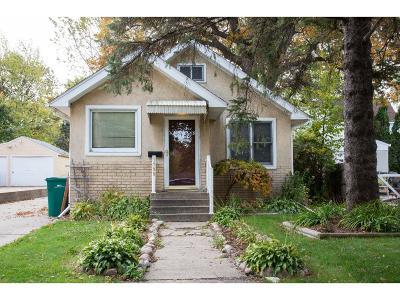 Saint Paul Single Family Home For Sale: 1790 Margaret Street