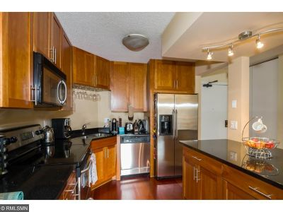 Condo/Townhouse For Sale: 401 S 1st Street #418