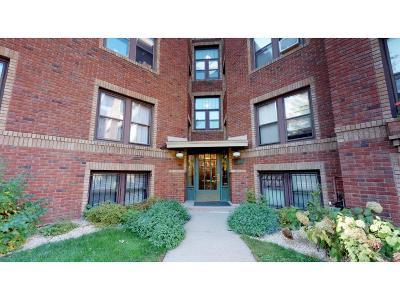 Saint Paul Condo/Townhouse For Sale: 391 Laurel Avenue #1