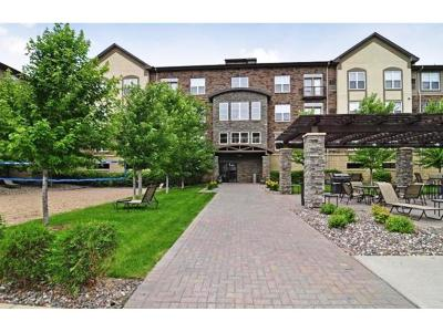 Eden Prairie Condo/Townhouse For Sale: 13570 Technology Drive #2110