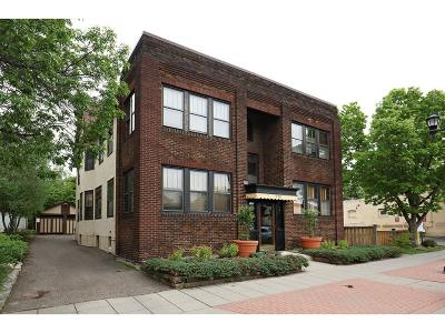 Saint Paul Condo/Townhouse For Sale: 535 Selby Avenue #3