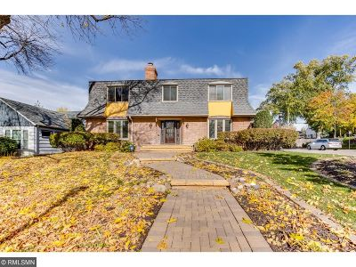 Saint Paul Single Family Home For Sale: 1703 Bohland Avenue