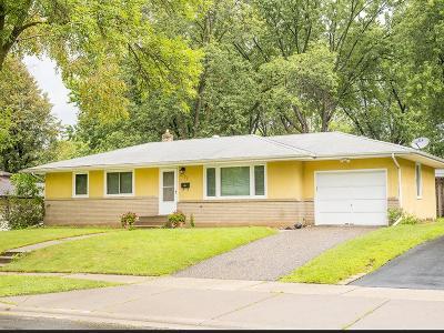 Saint Paul Single Family Home For Sale: 2177 6th Street E