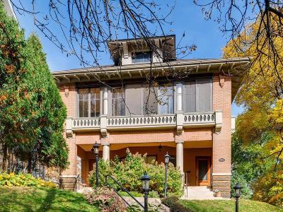 Saint Paul Condo/Townhouse For Sale: 577 Lincoln Avenue