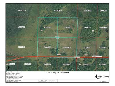 Aitkin Residential Lots & Land For Sale: 31248 State Highway 210