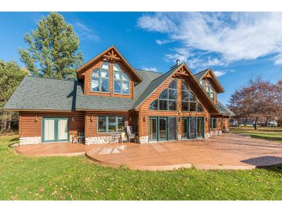 Breezy Point, Crosslake Single Family Home For Sale: 11653 Ivy Bay Lane