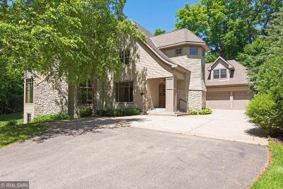 Eden Prairie Single Family Home For Sale: 18640 Saint Mellion Place