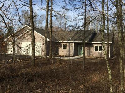 Crosslake Single Family Home For Sale: 33929 Wild Wind Ranch Drive