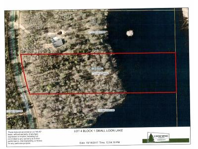 Crosby Residential Lots & Land For Sale: Tbd Loon Lake Road