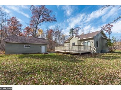 Pequot Lakes Single Family Home Contingent: 27094 Middle Cullen Road