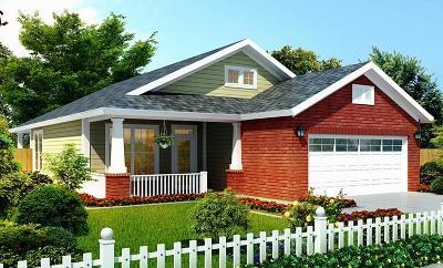 Columbia Heights Single Family Home For Sale: 4320 Stinson Boulevard NE
